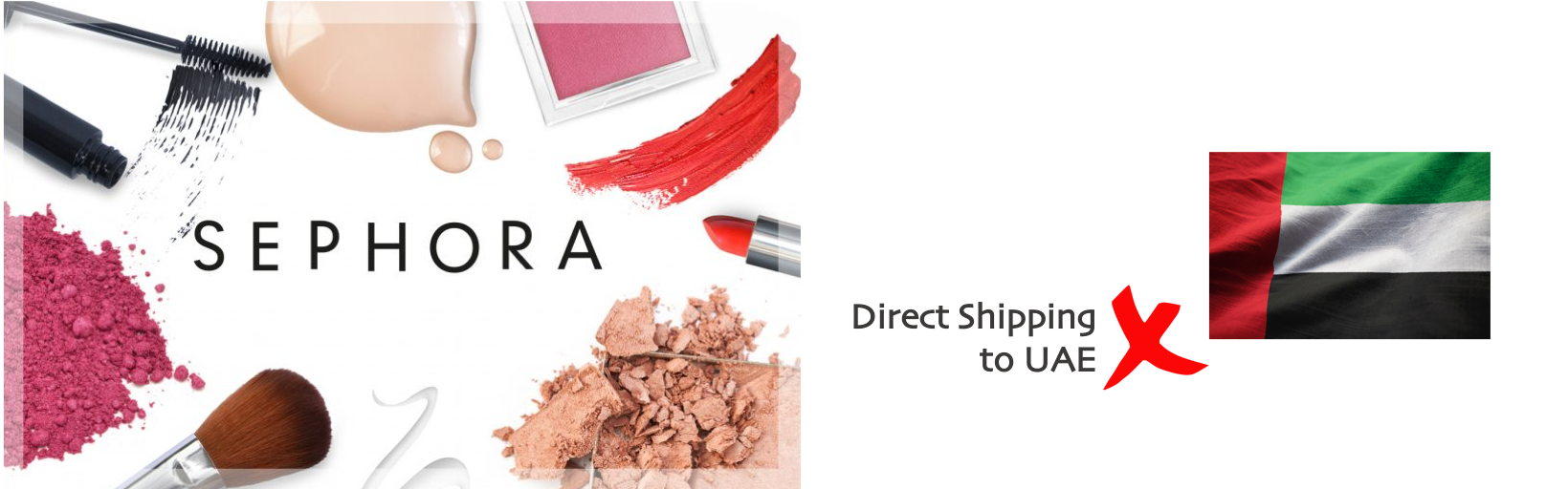 shop Sephora ship to india