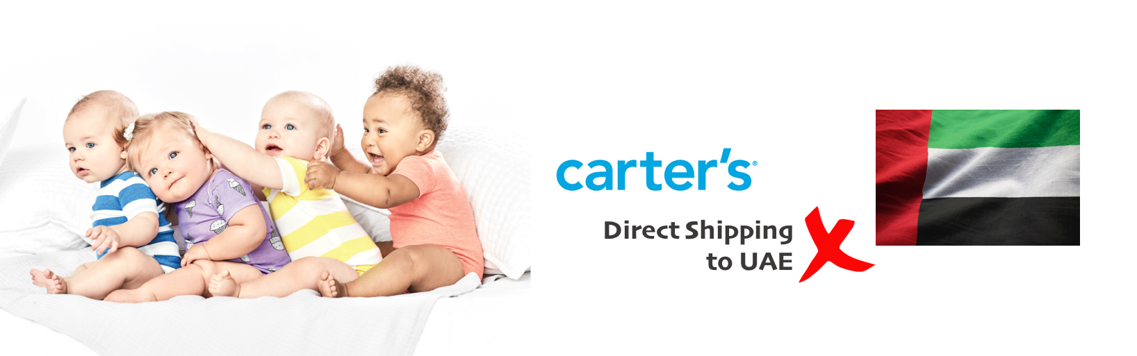shop carter's ship to uae