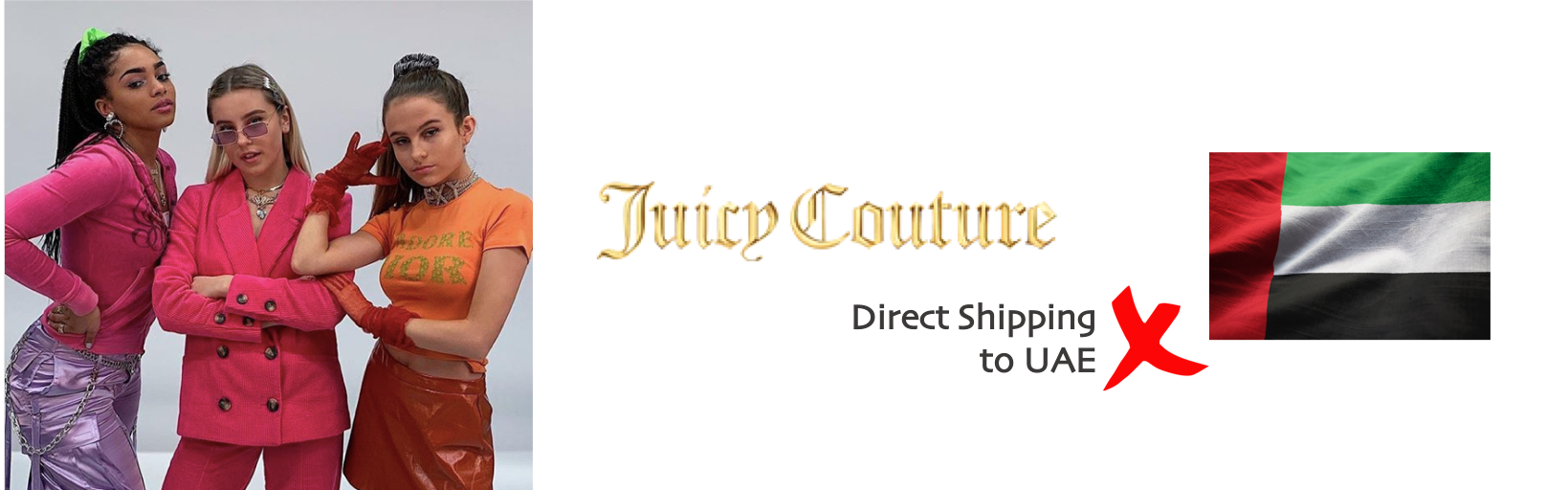 shop Juicy Couture ship to uae