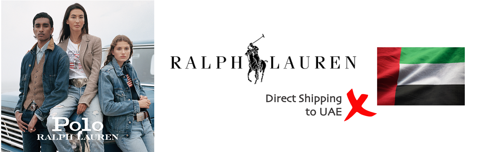 shop Ralph Lauren ship to uae