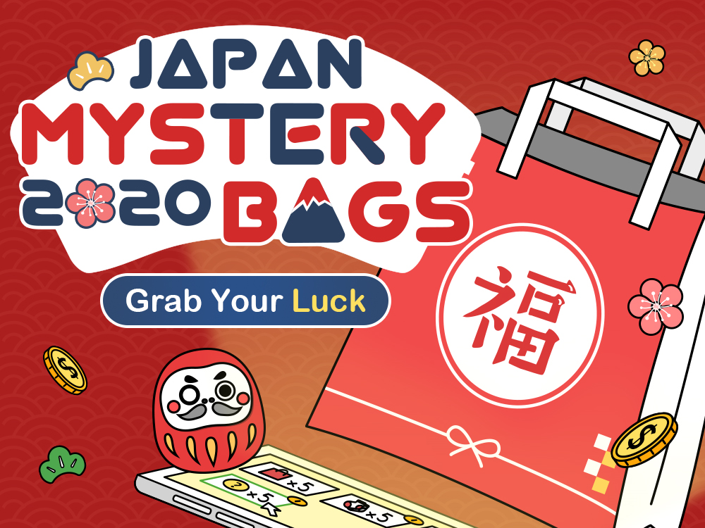 Fukubukuro: How to Buy Your First Japan Lucky Bag?
